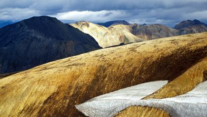 Fjallabak-Gebiet bei Landmannalaugar