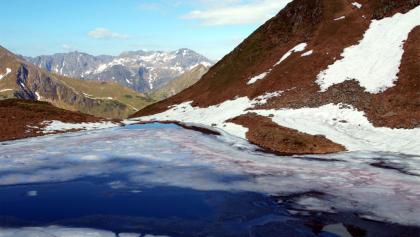Am Seekar-See ca. 2070m