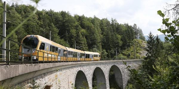 Die Himmelstreppe auf Viadukt
