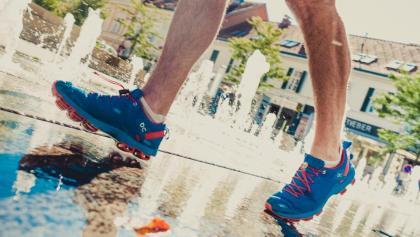 Laufen und Nordic Walking in der Region Gleisdorf