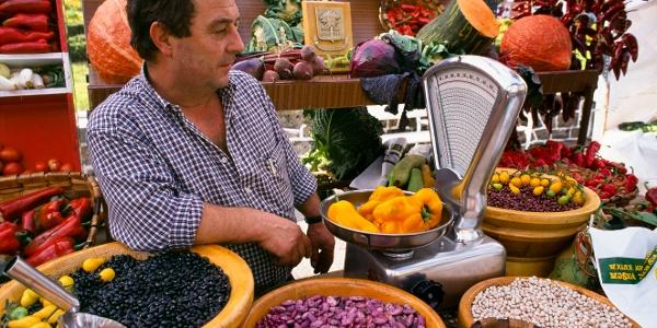 Markt in Gernika