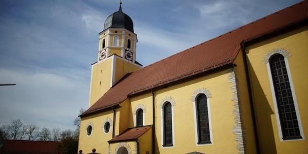 Pfarrkirche Eining
