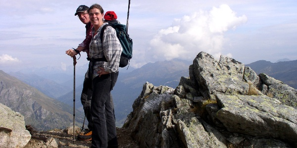 Aussichtspunkt um 2410m