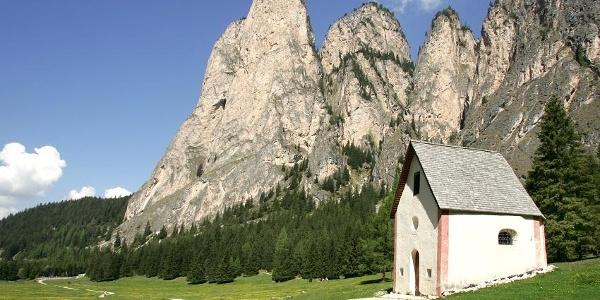 Silvesterkapelle im Langental