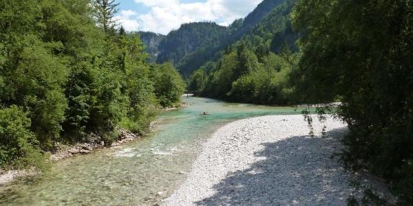 Fachwerk in Wildalpen im Steirischen Salzatal