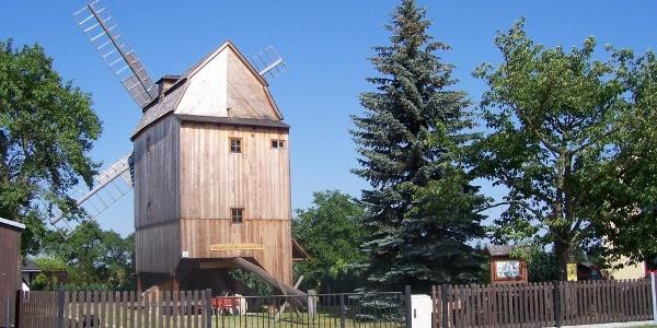 Bockwindmühle bei Schmannewitz