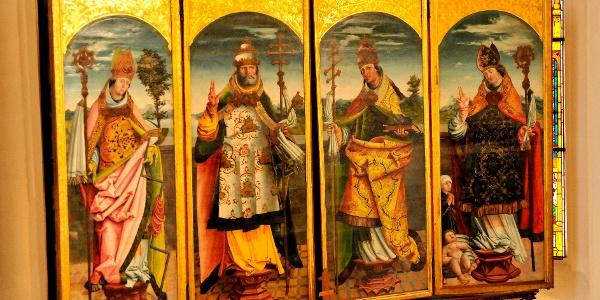 St. Nicolai Döbeln Altarbild