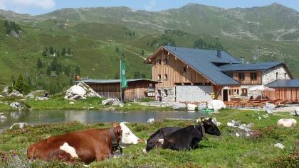 Lizumer Hütte, 2019m, Foto: Gerald Aichner