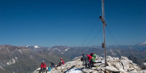Der Lodner Gipfel