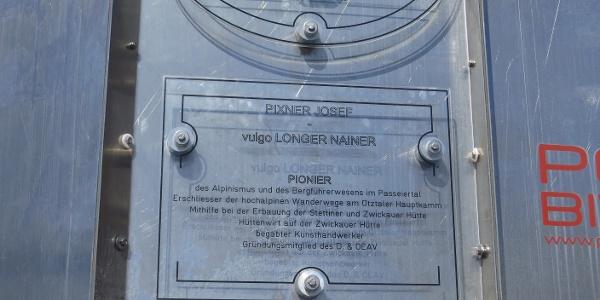 Nach Josef Pixner benannt