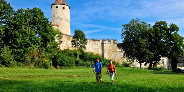 Burg Seebenstein (Copyright: POV)