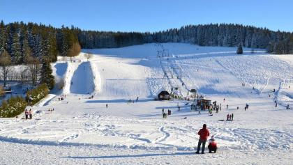 Dobel-Skilift in Schönwald