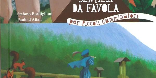 """Copertina del libro """"I sentieri dei piccoli cammiantori"""""""