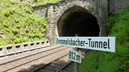 Gremmelsbacher Tunnel