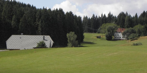 Das Quellgebiet der Schiltach bei den Deisenhöfen