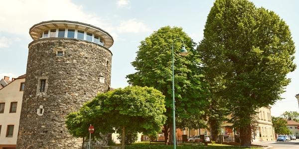 Welserturm mit Stadtmuseum in Pöchlarn