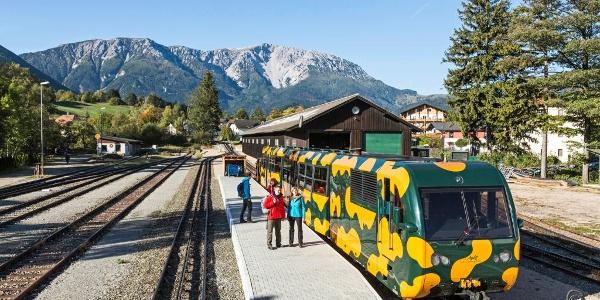 Bahnhof Puchberg am Schneeberg