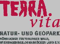 Logotipo Natur- und Geopark TERRA.vita
