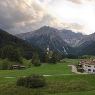 Obernbergtal - Ausgangspunkt der Wanderung