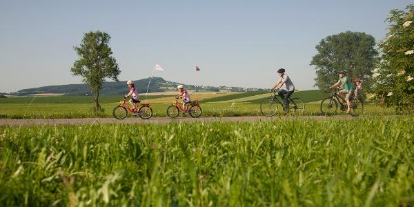 Oberschwaben-Allgäu-Radweg Etappe 8