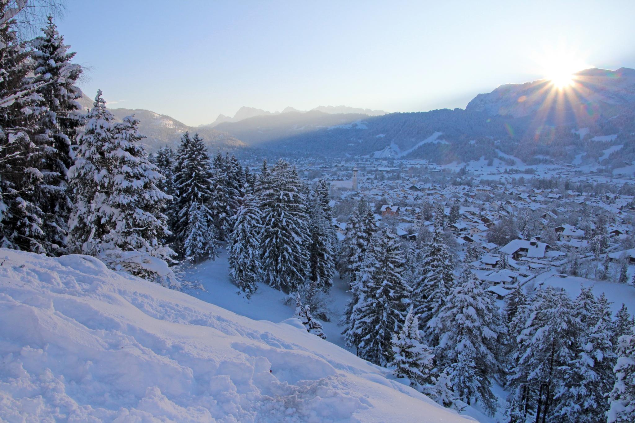 Garmisch Partenkichen