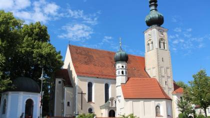 Wallfahrtskirche St. Mariä Himmelfahrt