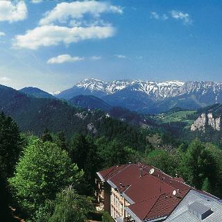 Pollereswand und Schneeberg