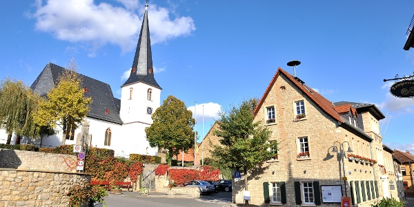 Kirche in Essenheim
