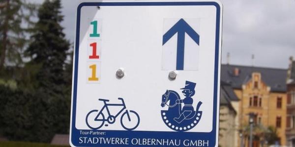 Blaues Reiterlein