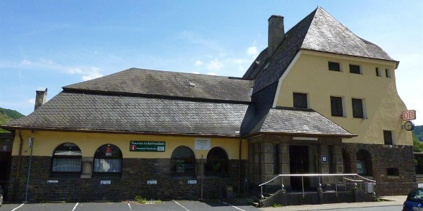 Bahnhof Karden
