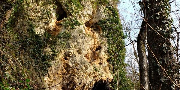 Teufelsküche - Steinzeithöhle am Ölberg