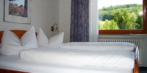 Ein Komfortzimmer im Burgstüble