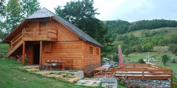 Umoljani Village Hut
