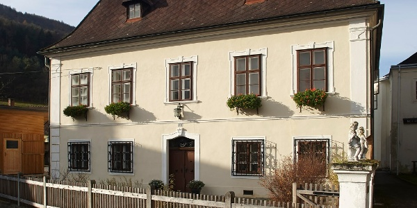 Pfarrhof Thernberg, Erzherzog Johann Dokumentation