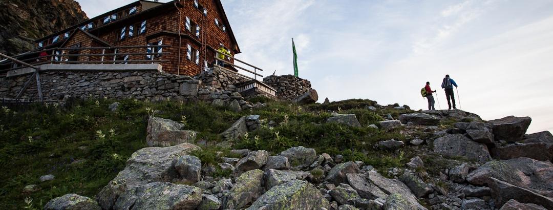 Saarbrücker Hütte