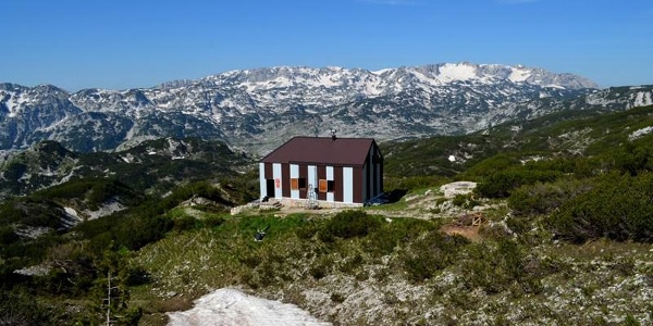 Mountain lodge Vilinac