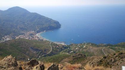 Gipfelblick nach Levanto