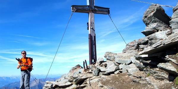 Ankogelkreuz ca. 3.245m