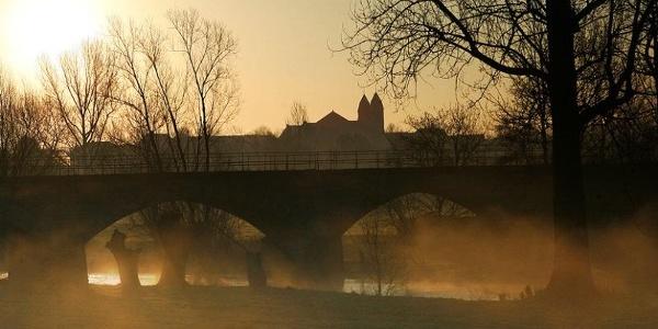 Almebrücke bei Borchen