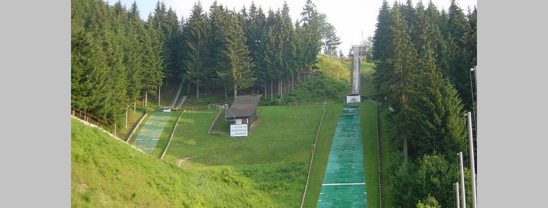 Kreuzkopfschanze Bad Griesbach