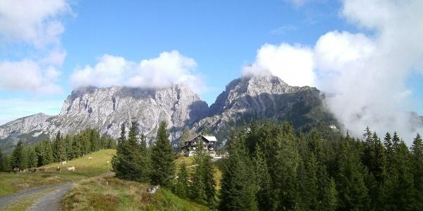 Startpunkt Mödlinger Hütte