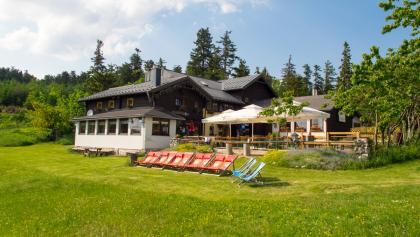 Wilhelm-Eichert Hütte auf der Großen Kanzel