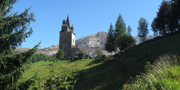 Eisenerz mit dem Schichtturm (08.09.2012)