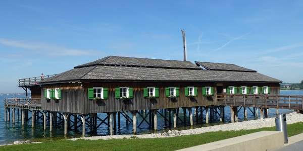 Nostalgiebad Mili in Lochau-Tannenbach