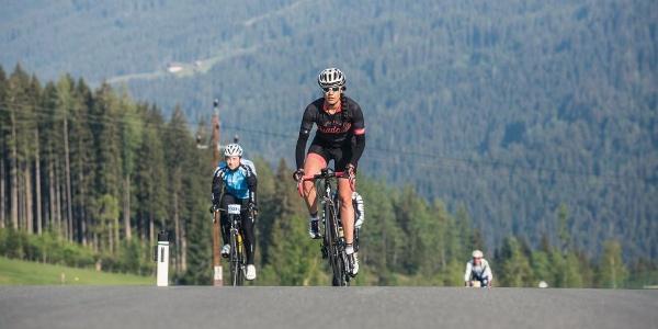Rennrad-Tour