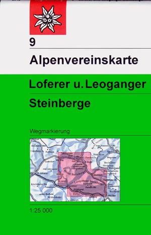 Loferer u. Leoganger Steinberge