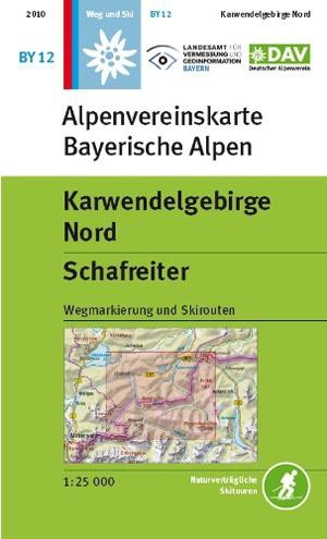 Karwendelgebirge Nord, Schafreiter