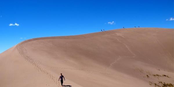 Great Star Dune ~2670m