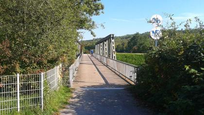 Emscherbrücke bei Karnap