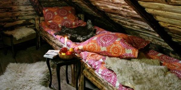 Sleeping Woolfs Room 2
